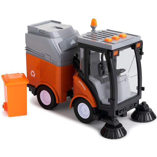 Friction Cleaning Truck
