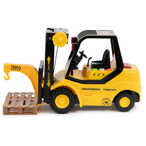 Friction Forklift Truck