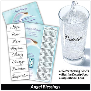 Angel Blessings - Water Blessing Label®