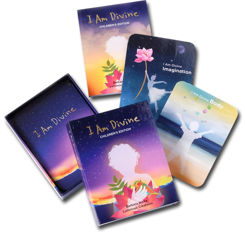 I Am Divine Cards - Children's Edition