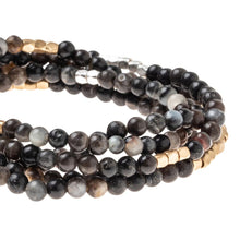 Load image into Gallery viewer, Picasso Jasper - Stone of Creativity - Stone Wrap Bracelet/Necklace