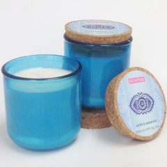 Vanilla and Peppermint - Tru Melange Candle