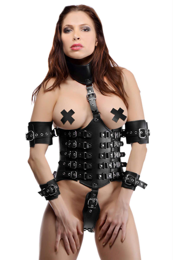 Ultimate Lockdown Female Waist Cincher