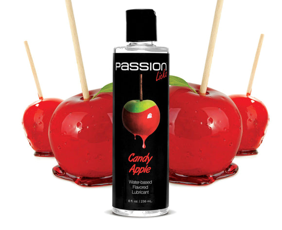 Passion Licks Vanilla Water Based Flavored Lubricant
