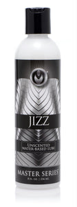 Jizz Unscented Water-Based Lube 8oz