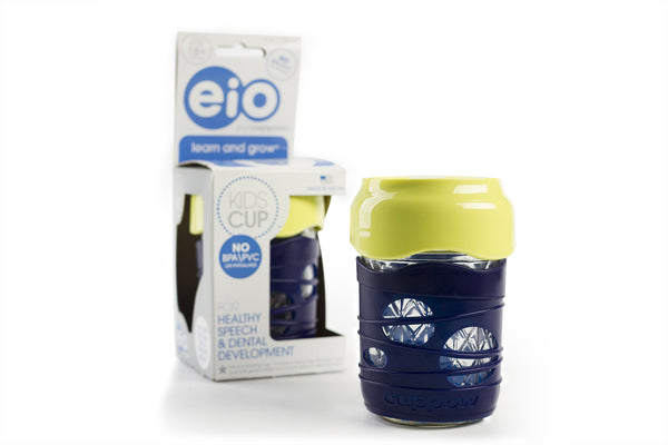 EIO Kids Cup by Cuppow - 12 Pack - WHOLESALE