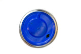 Cuppow reusable mason jar drinking sipping lid wide mouth Denim designed for coffee smoothies and cocktails
