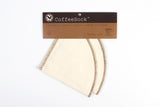 CoffeeSock Hario V60 Filter - A Reusable Organic Cotton Coffee Filter