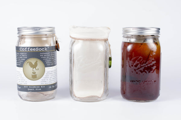 CoffeeSock Cold Brew Kit (32 Oz.)
