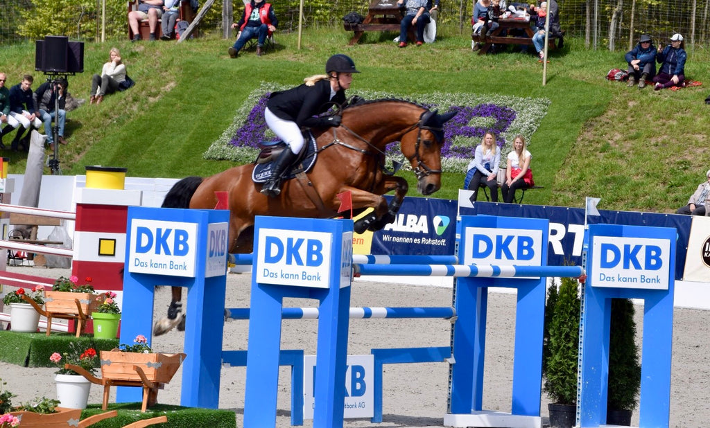 Lugano placed in the Grand Prix of Hörup!