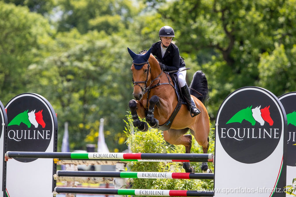 Evita placed in the youngster tour in Hamburg!