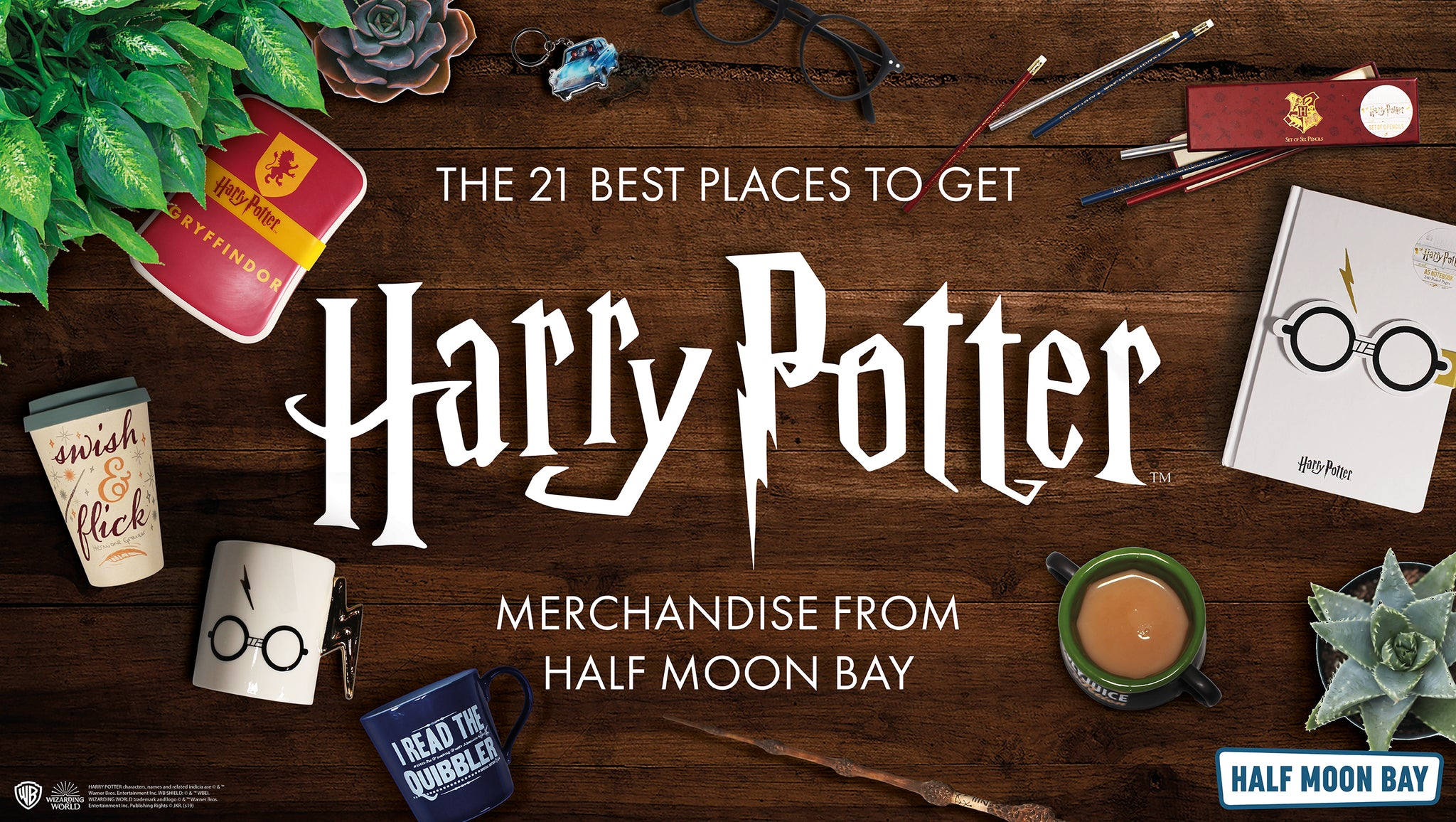 The Amazing Harry Potter Shops You Won't Find on Diagon Alley