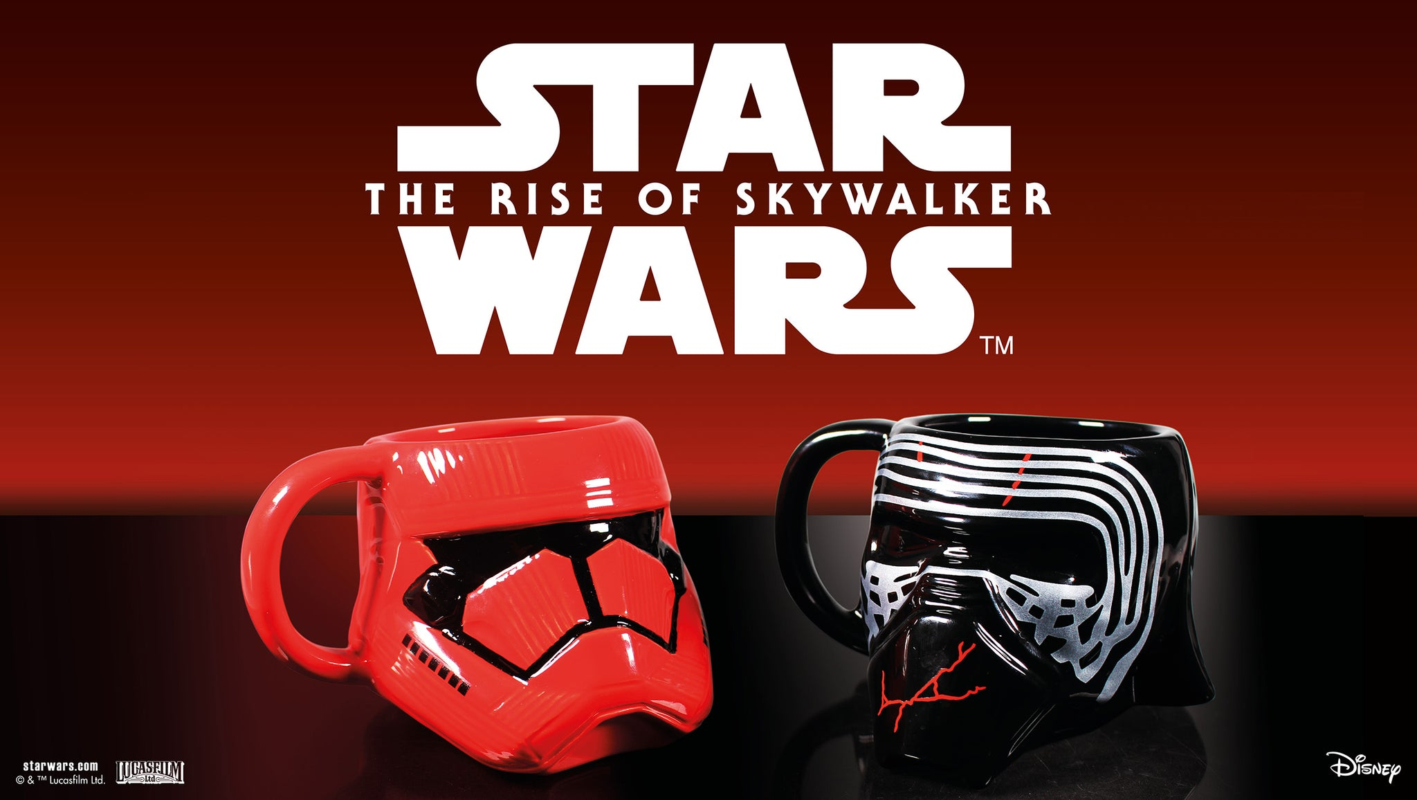 Half Moon Bay's Star Wars: The Rise of Skywalker Products Revealed!