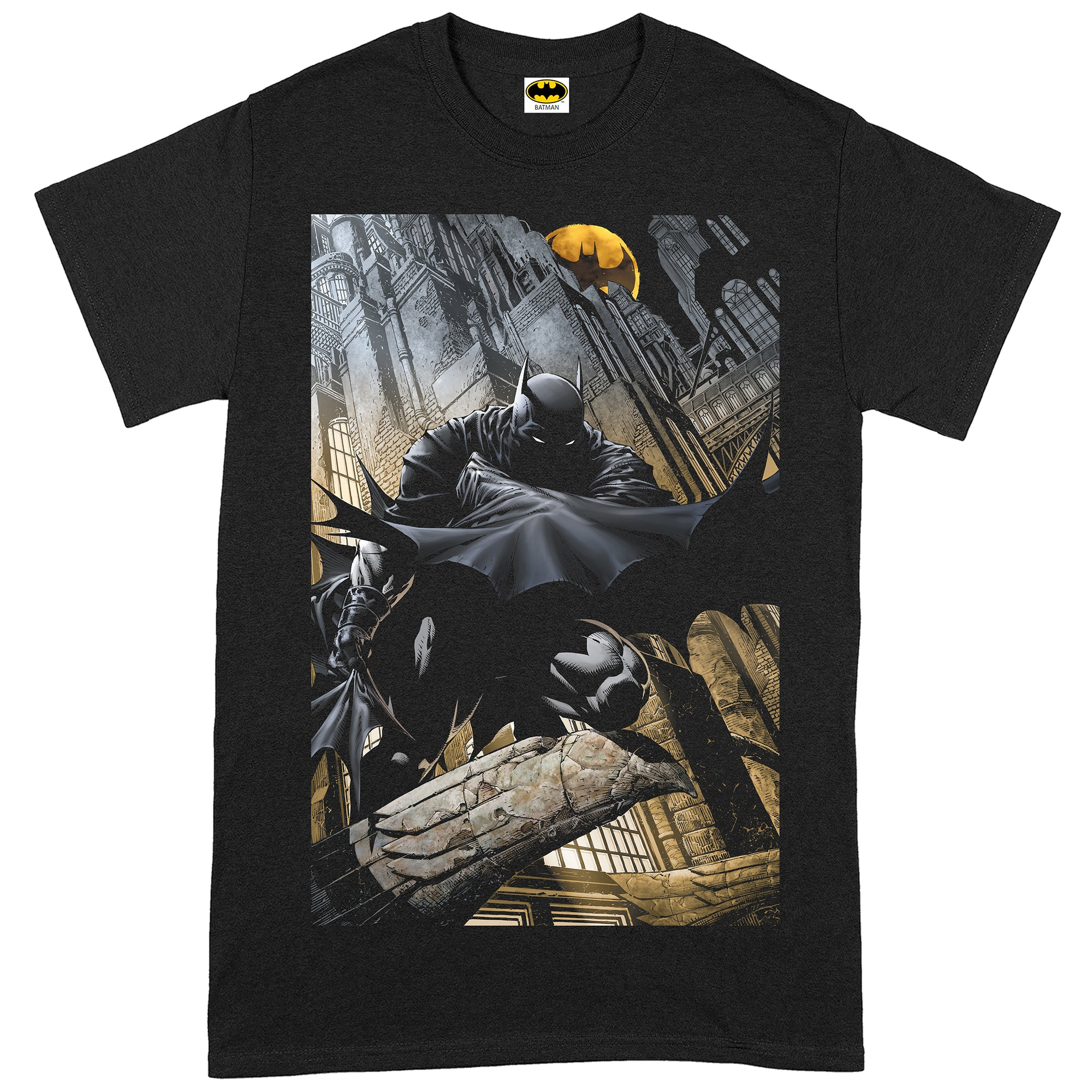 Batman Night Gotham City T-Shirt