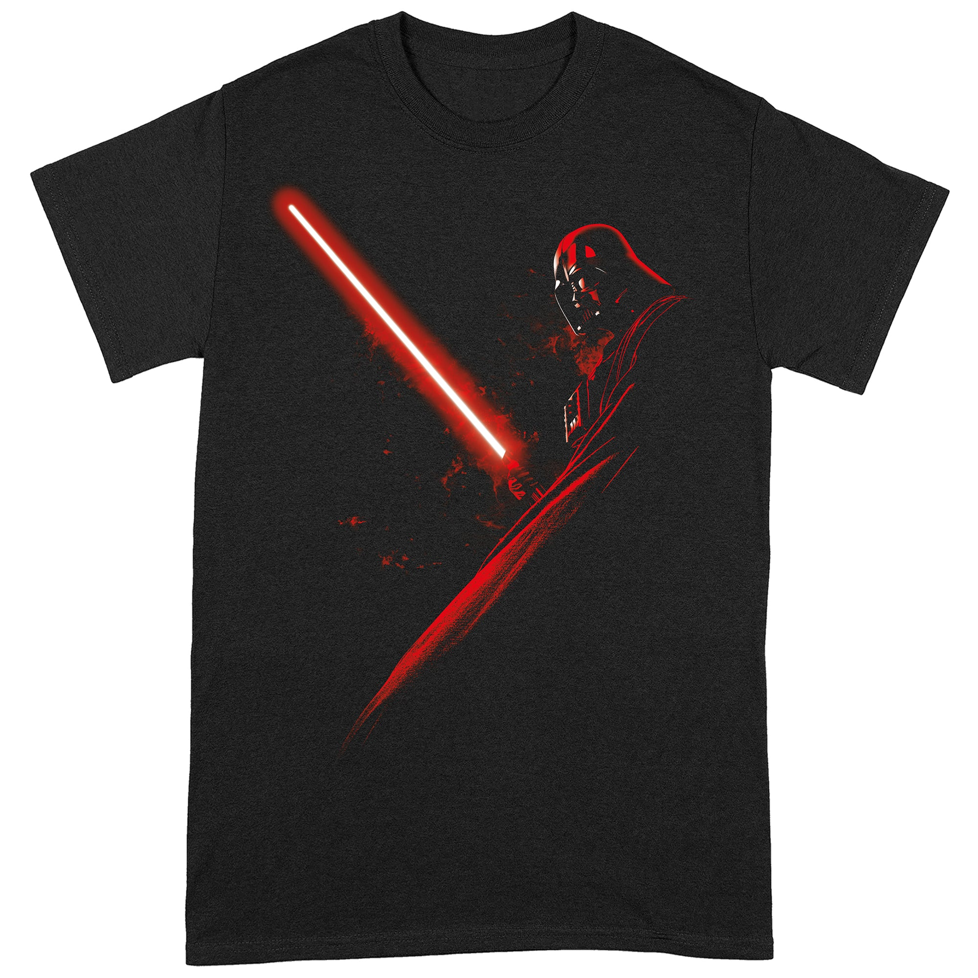Star Wars Darth Vader Lightsaber T-Shirt