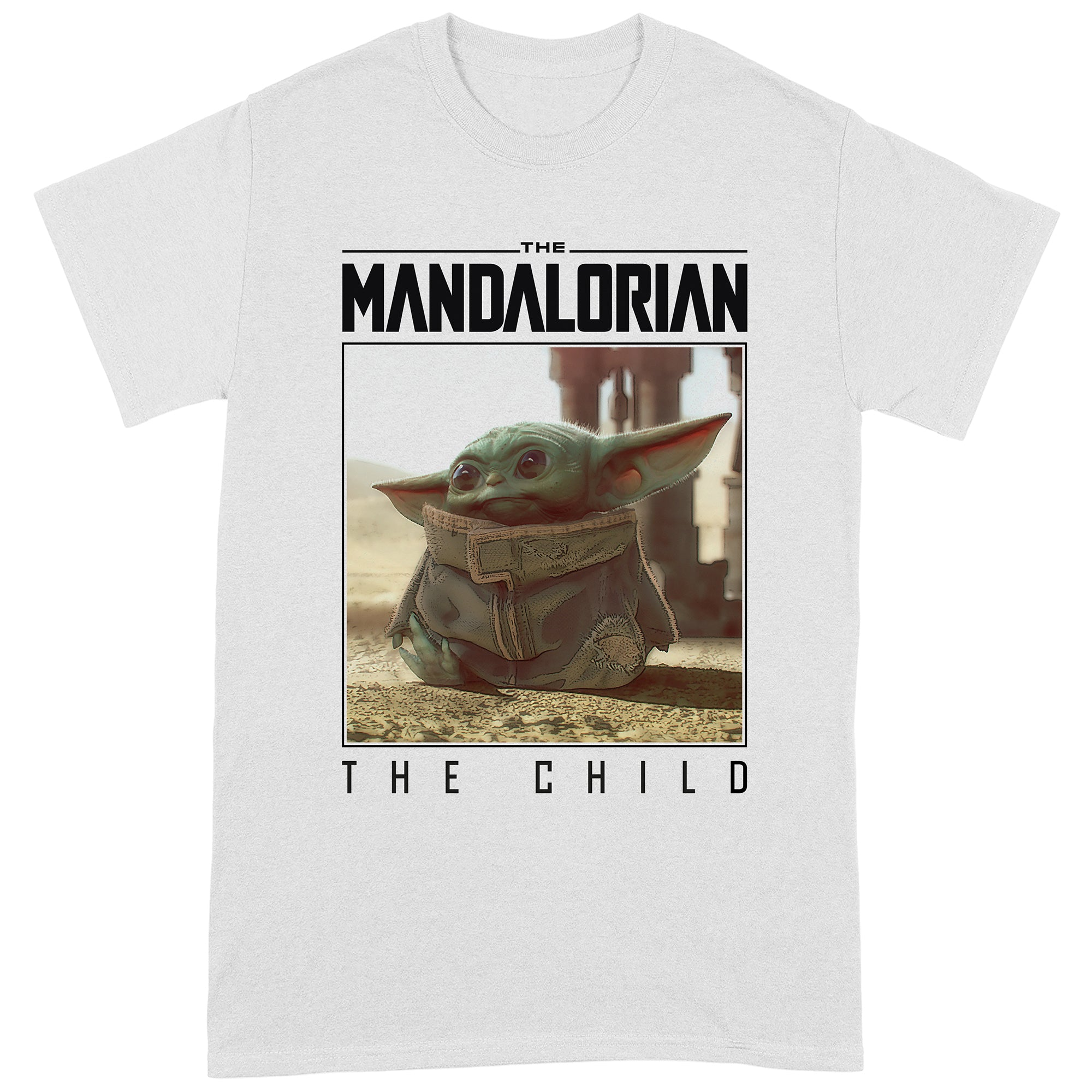 The Mandalorian The Child Frame T-Shirt