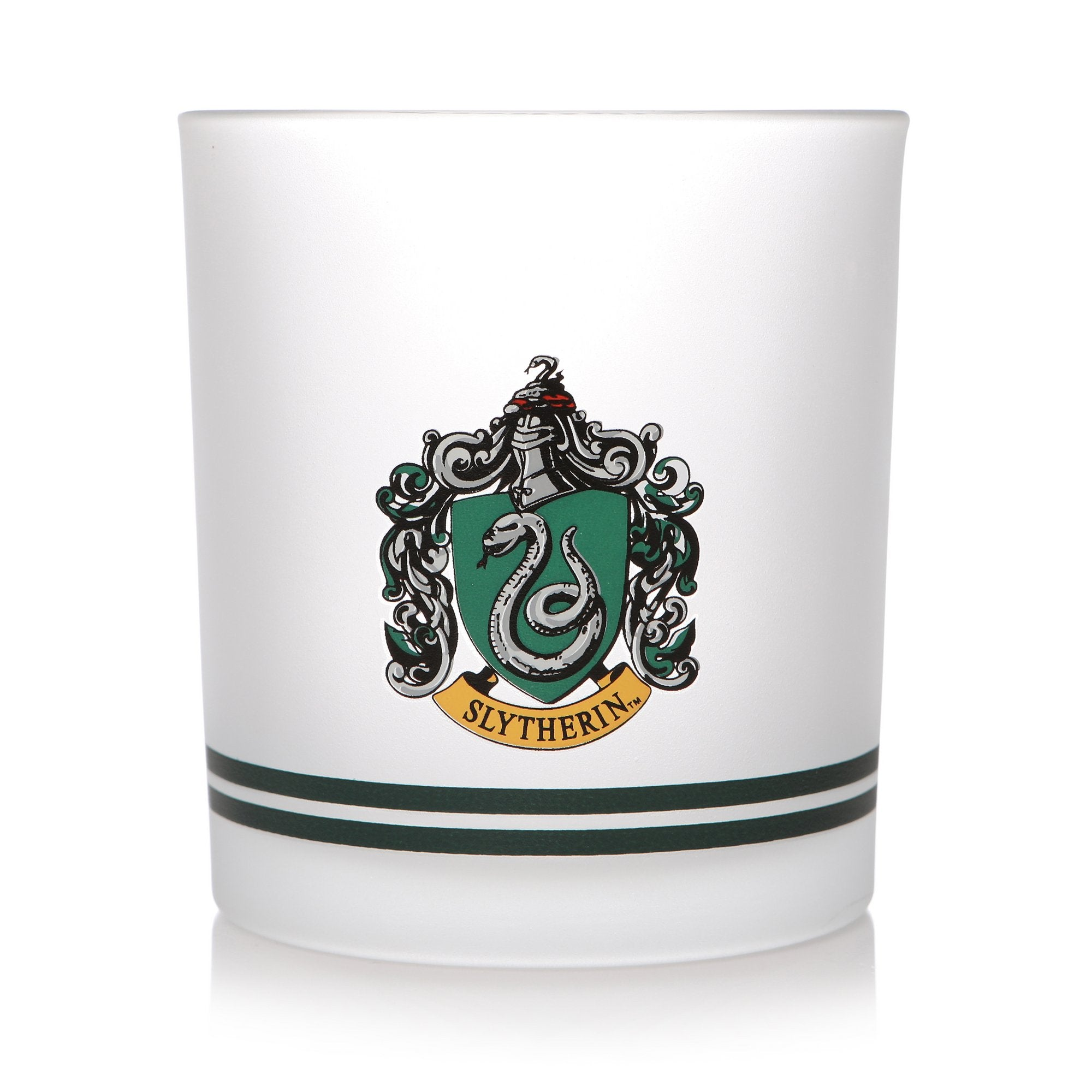Harry Potter Glass Tumbler - Slytherin House Pride