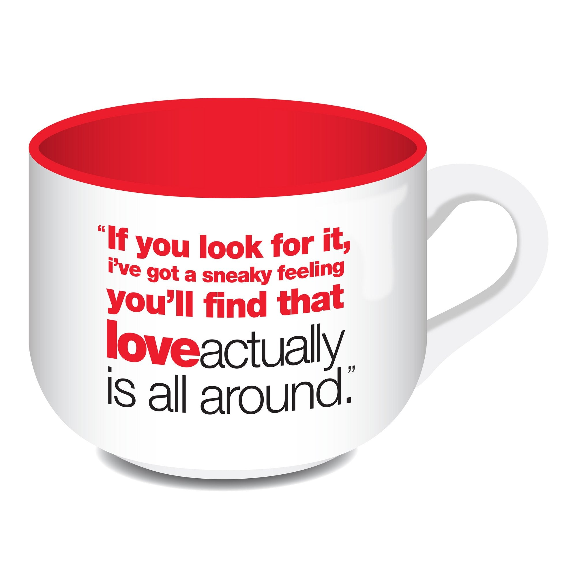 Love Actually Large Mug