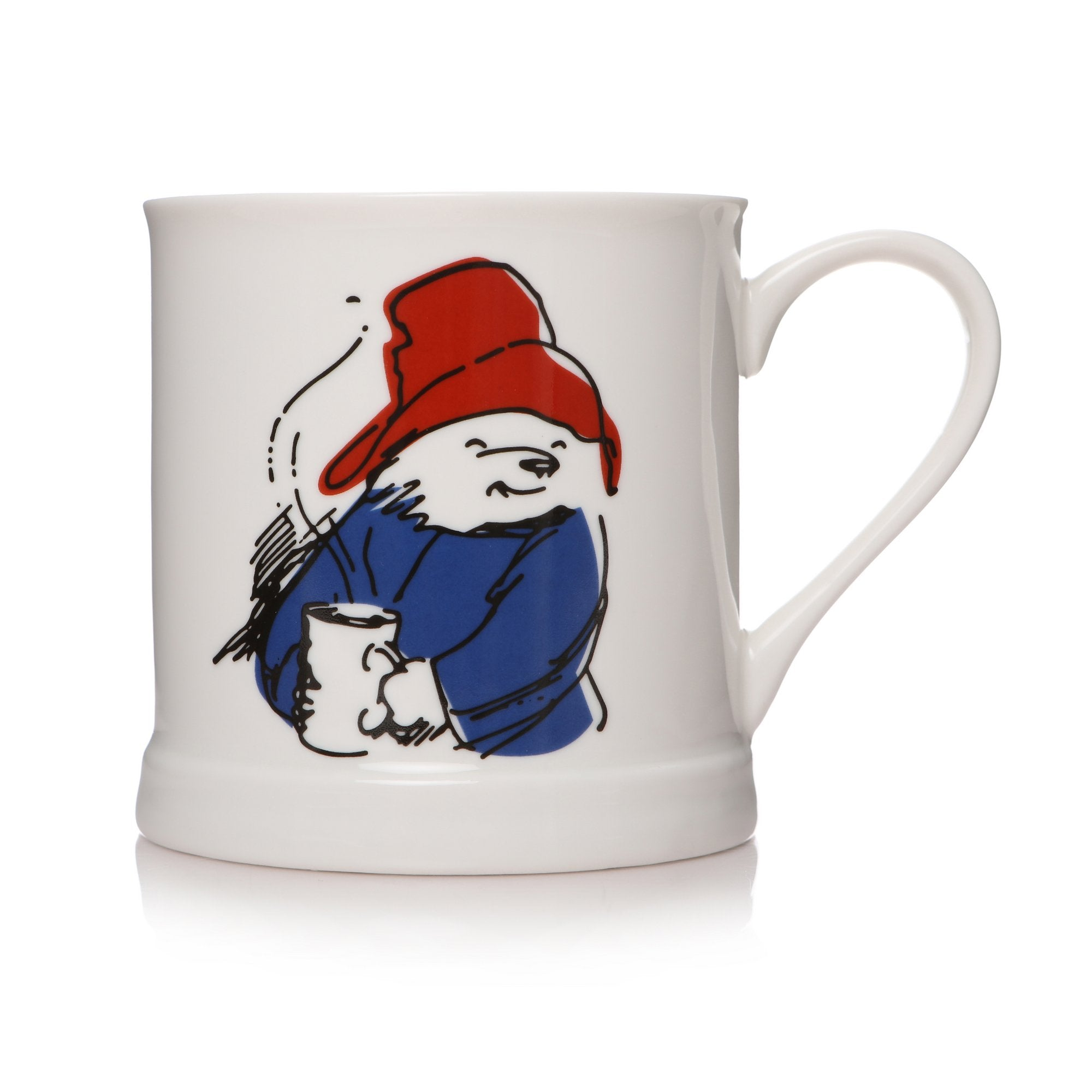Paddington Bear Mug - Head Stuck