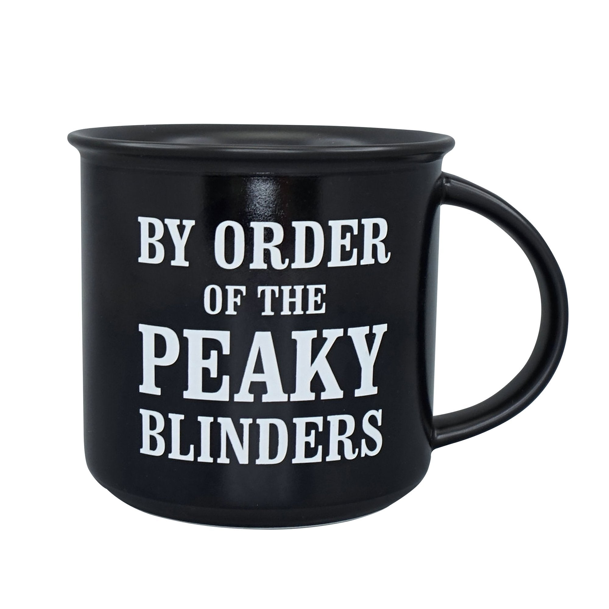 Peaky Blinders Heat Change Mug - By Order Of
