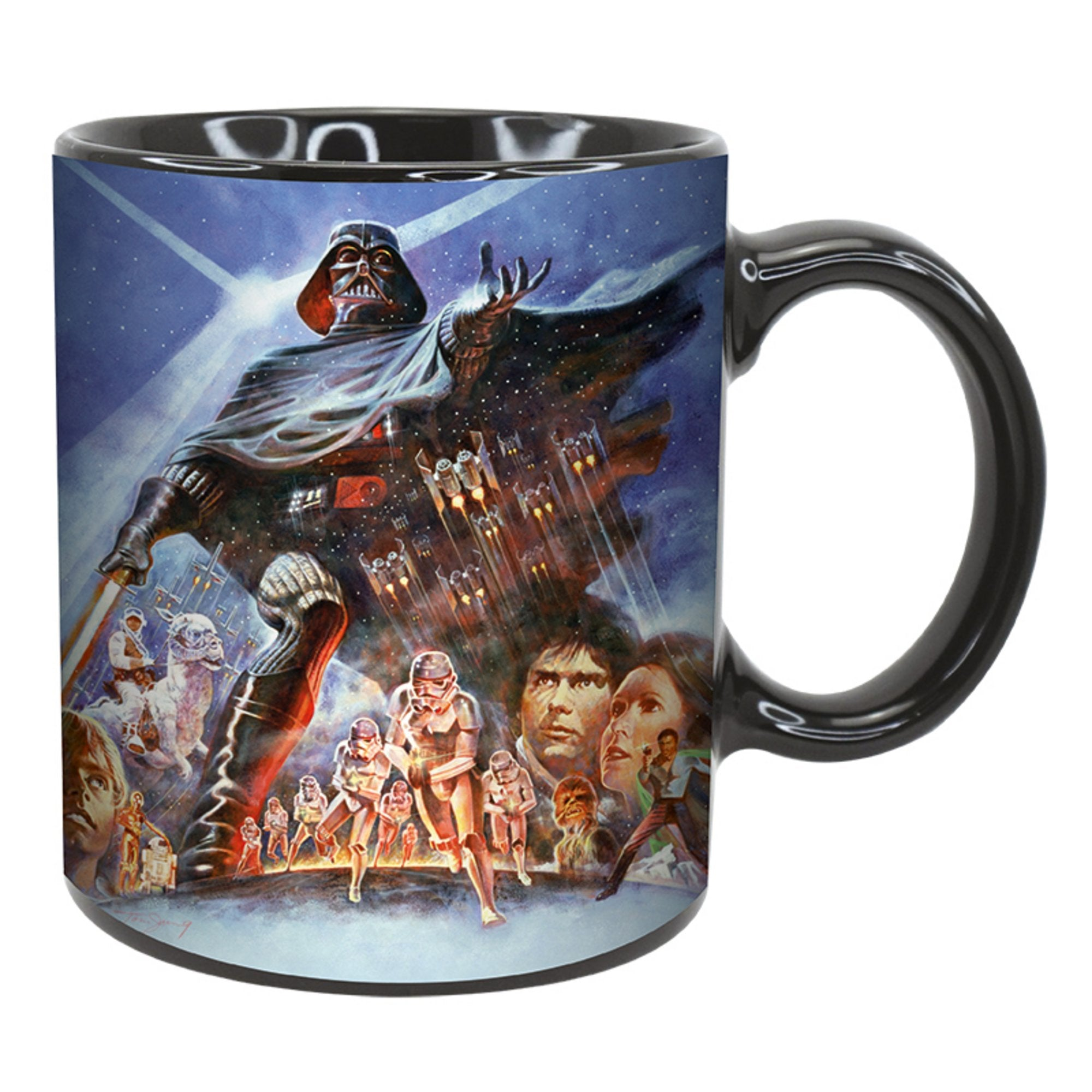 Star Wars Mug - The Empire Strikes Back