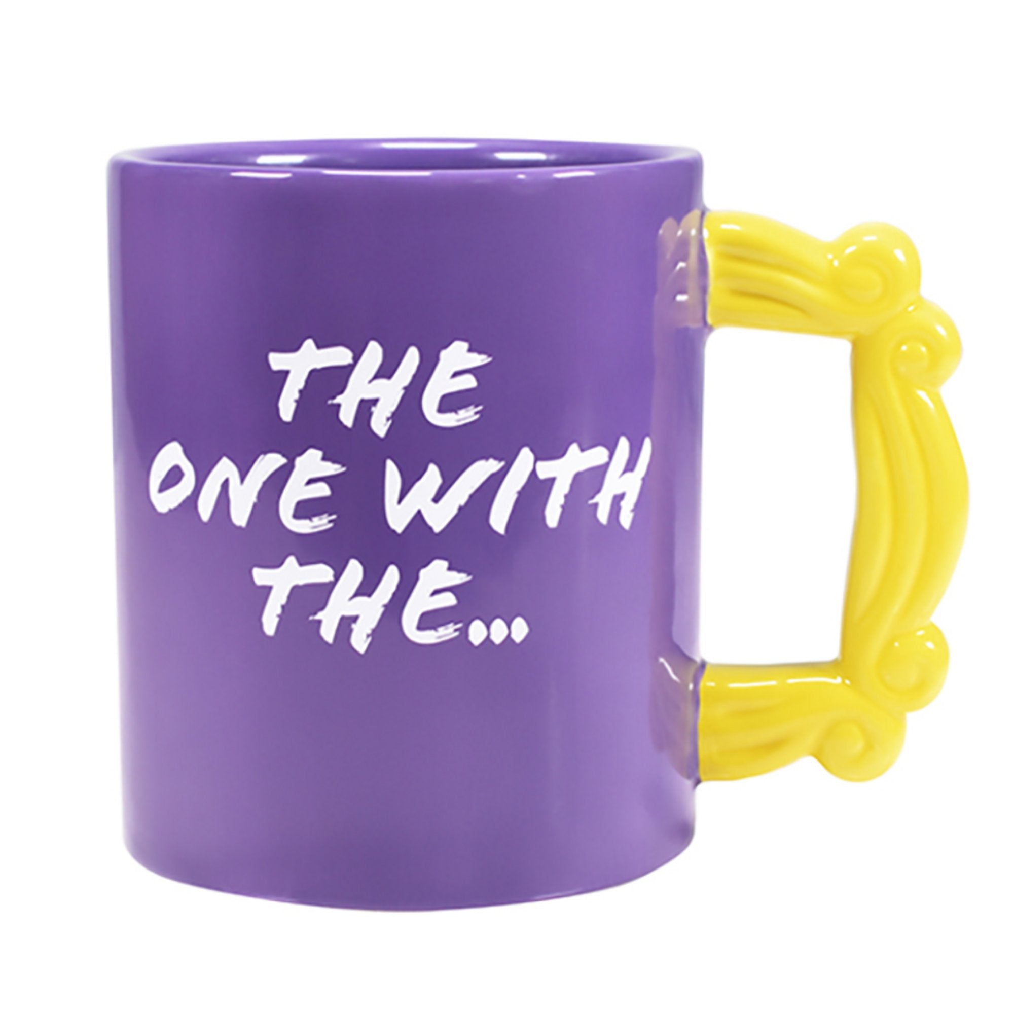 Friends Shaped Mug - Frame