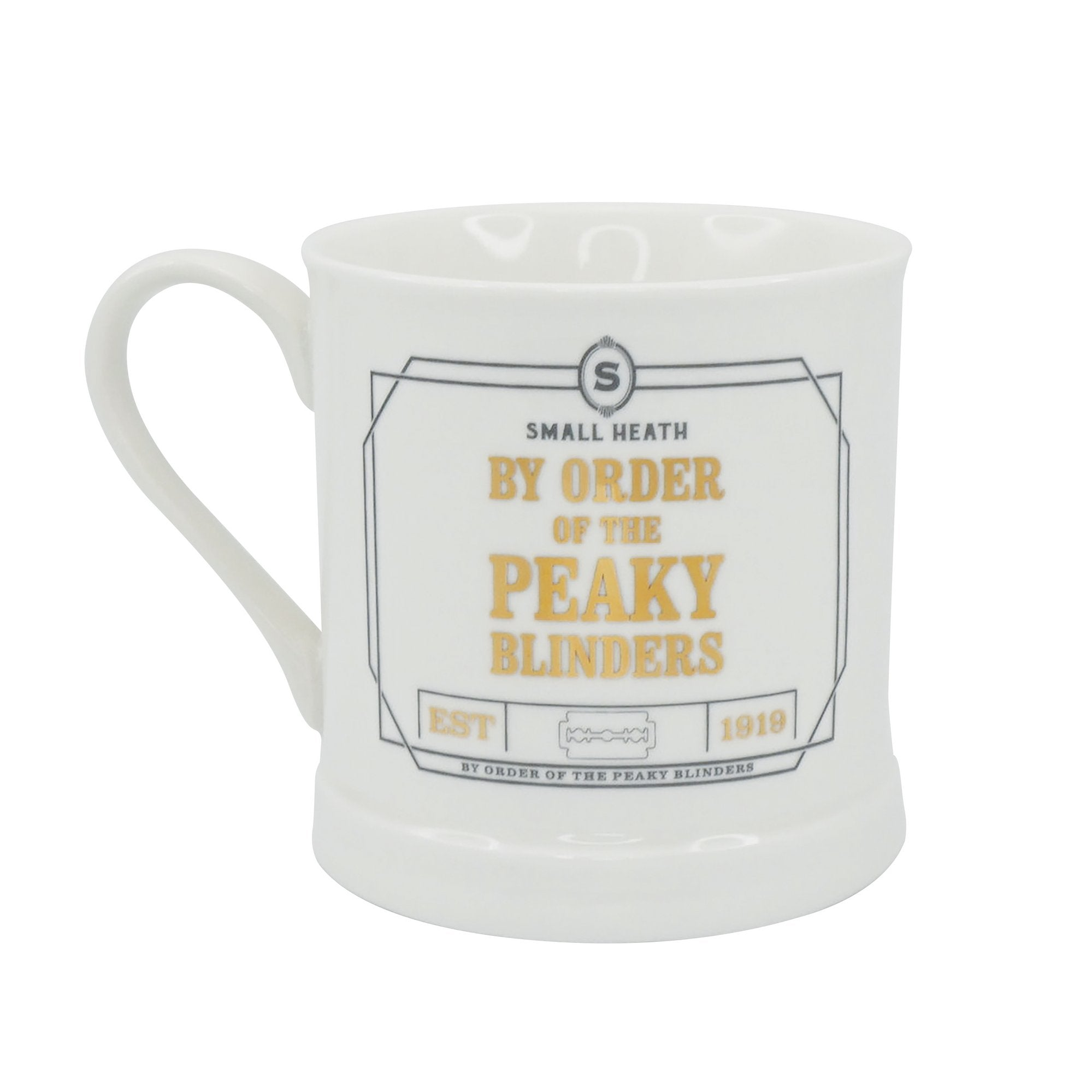 Peaky Blinder Vintage Mug - I'm a Man Who Drinks Tea
