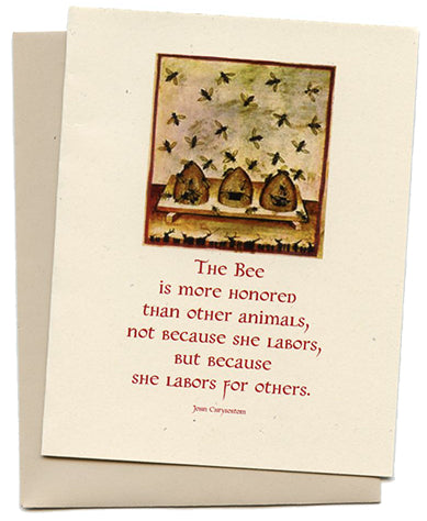 Bee Cards - PatriArts Gallery