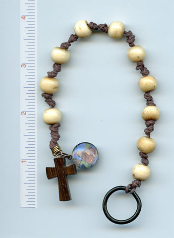 Francis Simple Chaplet (An Paidrin Beag) - PatriArts Gallery