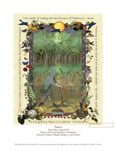 Fiacre Downloadable Print - PatriArts Gallery