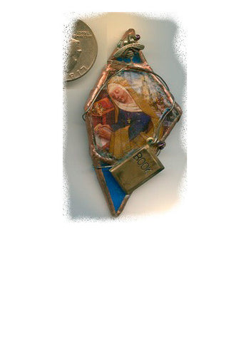 Catherine Brooch/Pendant - PatriArts Gallery