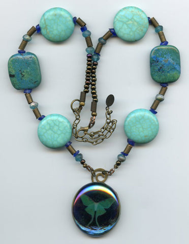 La Luna Necklace - PatriArts Gallery
