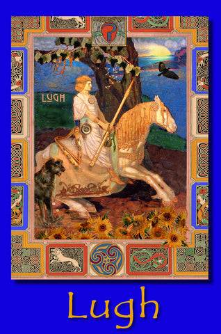 Lugh Poster - PatriArts Gallery