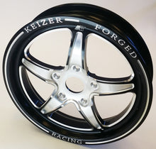"Keizer ""Verbrand"" One Piece Skinnies Rear Honda Drag Wheel"