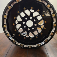 """Keizer "" AWD Rear Honda Drag Wheel"