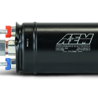 400LPH Metric Inline High Flow Fuel Pump
