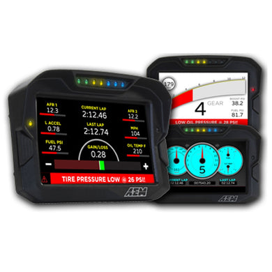 AEM Electronics CD-7 Digital Logging Racing Dash Displays  30-5501