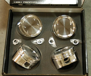 CP Pistons Flat Top B-Series 9.7:1 Upgraded Wrist Pin