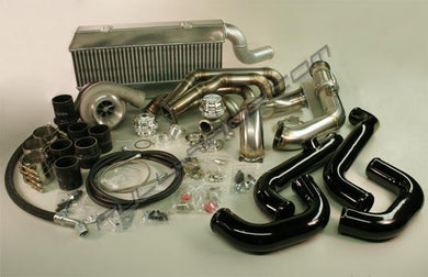 Full Race Honda/Acura K-Series T3 Turbo Kit