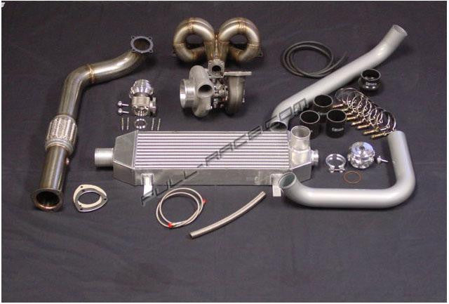 Full Race Honda/Acura B-Series (Non-AC) T3 ProStreet Turbo Kit