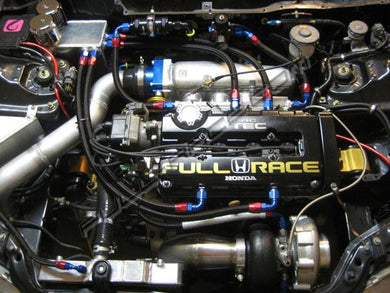 Full Race Honda/Acura B-Series T4 Twin Scroll Turbo Kit