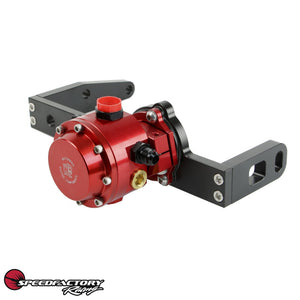 SpeedFactory Racing B-Series Mechanical Fuel Pump & Cam Trigger Combo Bracket
