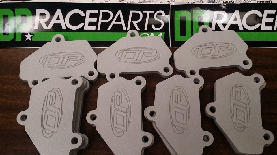 DP VTEC Block Off Plate