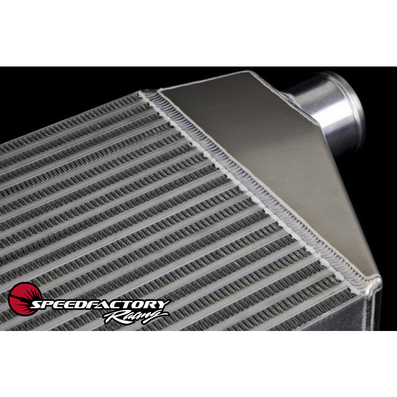 SpeedFactory HP Front Mount Intercooler Upgrade for 1993-1998 MKIV Toyota Supra Turbo - 3