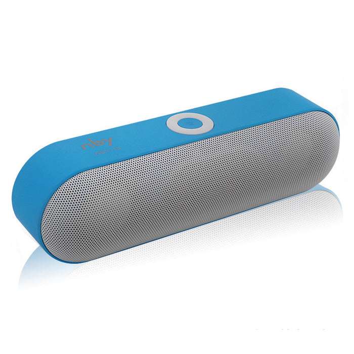 Flashy Trends Portable Universal  Wireless Bluetooth Stereo Speaker With Built-in Mic FM Radio Super Bass For Android or Apple