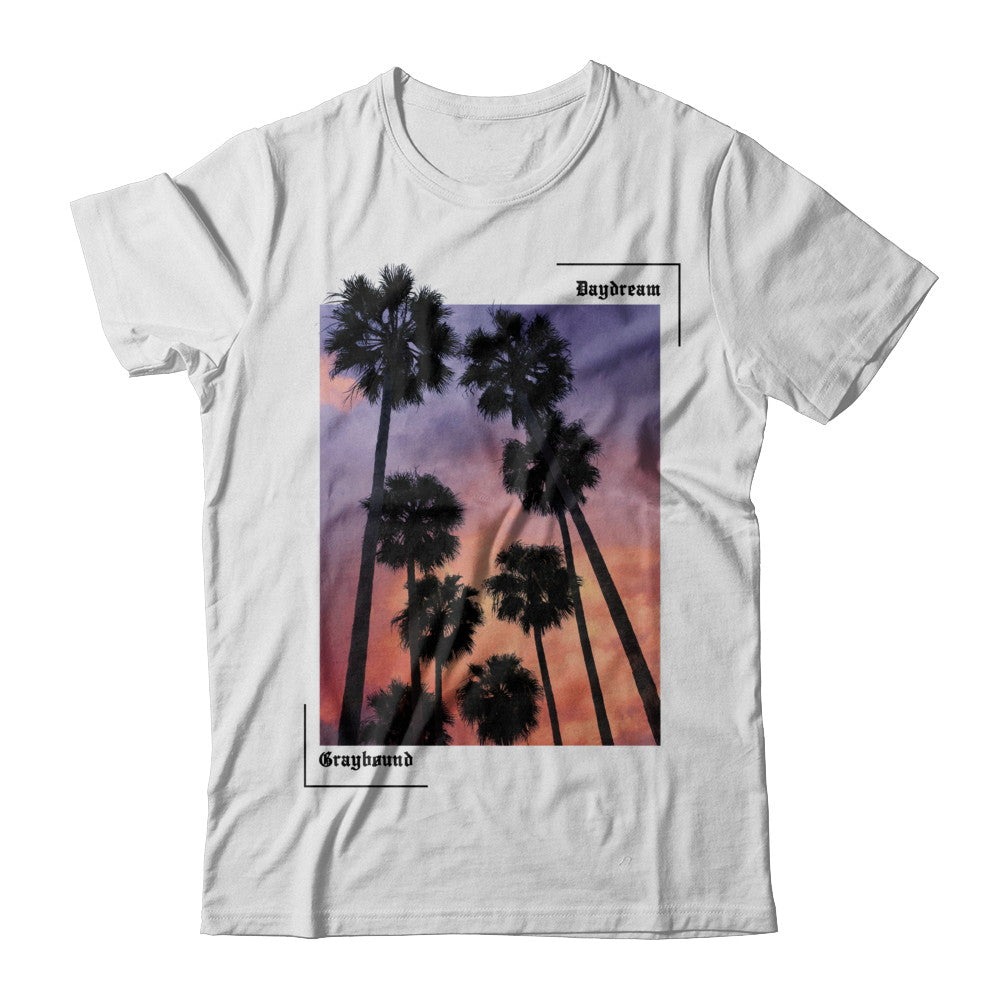 """Daydream"" Graphic Tee - Graybøund Apparel and Acessories"