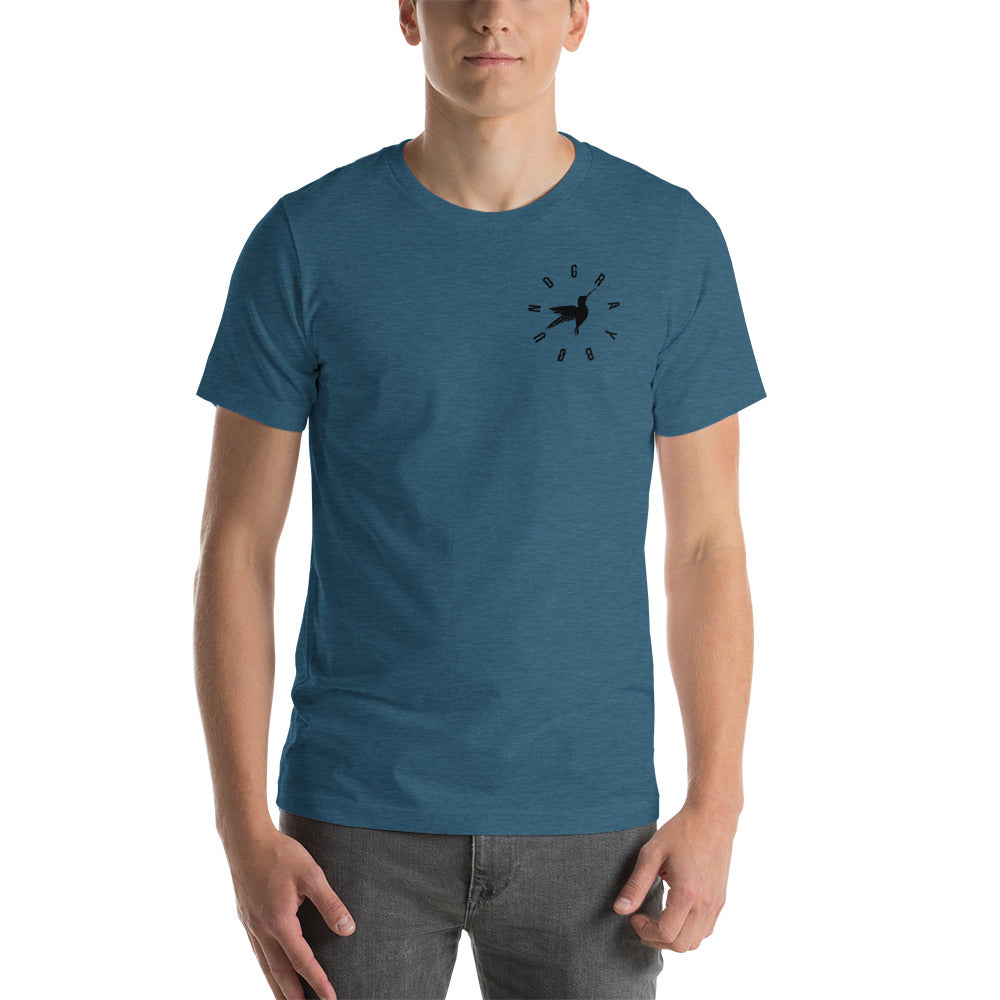 Hummingbird Premium Tee (DTG) - Graybøund Apparel and Acessories
