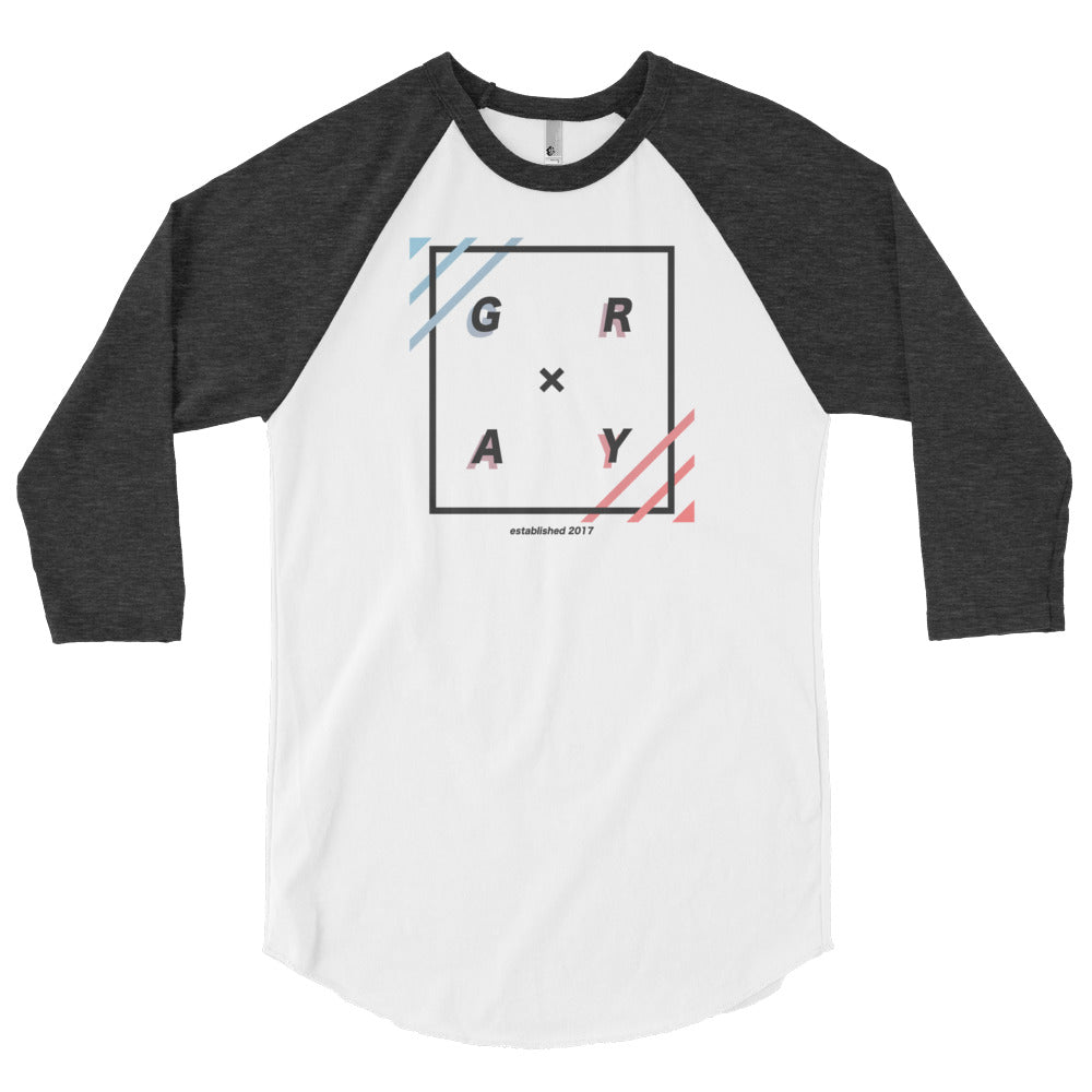 Graphic Summer Baseball-Style Premium Tee - Graybøund Apparel and Acessories