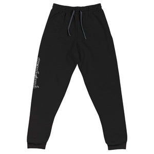"""'flix n chill"" Joggers - Graybøund Apparel and Acessories"