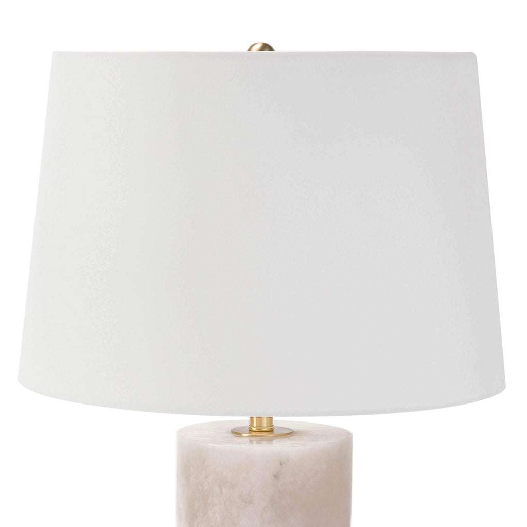 Joan Alabaster Table Lamp
